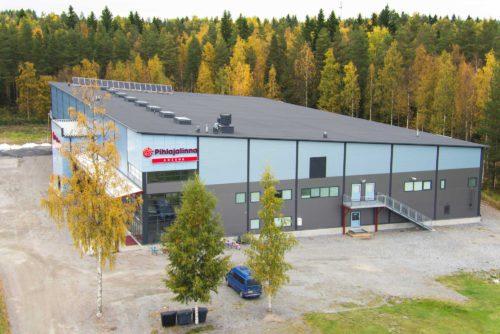 Mänttä Energy Ice Arena