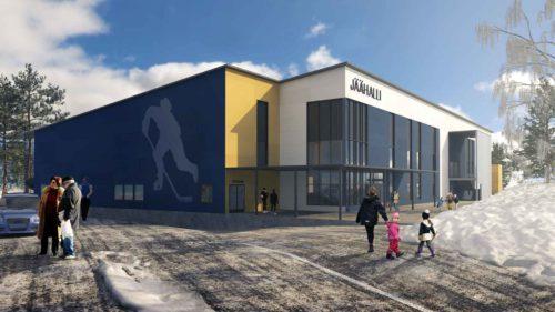 Äänekoski Energy Ice Arena